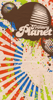 Trinary Planet by aanoi