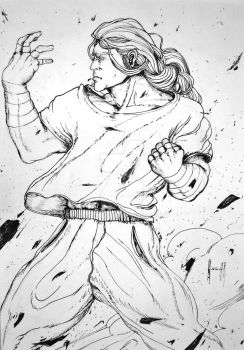 Luther Strode by Blue9boy