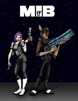 MIB by StanHoneyThief