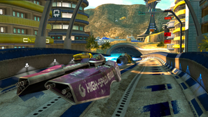 Wipeout HD and early try by rossriders