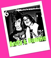 Andy Sixx And Ronnie Radke by casey382