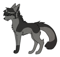 [Auction] Silver Fox by SniperJessi