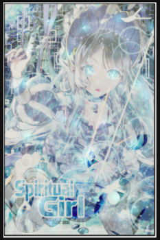 [ Cover C4D #2 ] Spiritual Girl by Mejiots