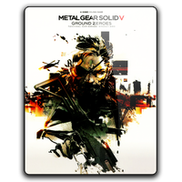 Metal Gear Solid 5 Ground Zeroes by dylonji