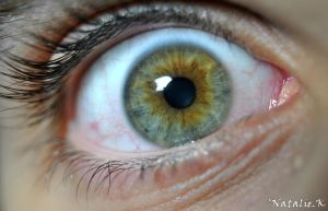 lev's eye by AngelicPicture
