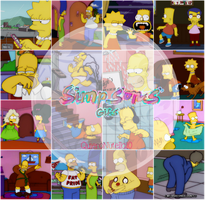 +Simpsons Gifs+ by QuieroNutella10