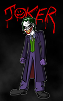 The Joker by CPD-91