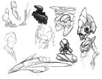 Sketch dump 12/17/14 by JRettberg