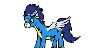 Soarin speed paint 2 by YotuRenn