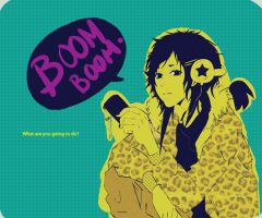 BoomBoom by nitchzombie