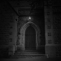 church door by LunaticX