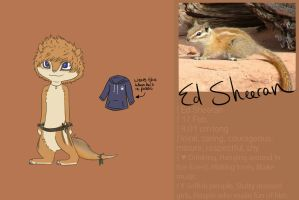Ed Reference Sheet by Amy1Jade2Wendy3