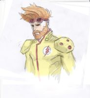 Old Man Wally by AdamBayes