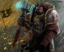 Space Marine by StationX