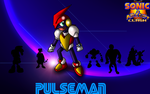 Sonic and All-Stars Clash -Pulseman- by CrossoverGamer