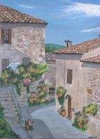 Old Italy by lynzybynz