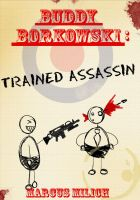 Buddy Borokowski Book Cover by Redv20