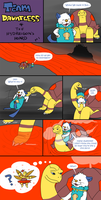 Dauntless Rogue Mission 1-2 by Peagreen