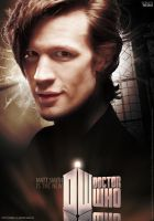 Doctor Who - Matt Smith by Slytan