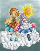 Summer and Winter: Nefis by KeeleeHamomin8788