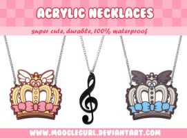 Necklaces 1 by MoogleGurl