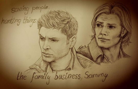 Family Business by Thyria