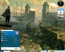 Win7 Assassins Creed Style By CU88 Updated by DasGingerBreadMan