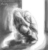Anxiety by DevilishNitemare