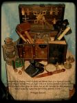 Vampire hunting kit by Jareth-Barnowl