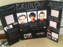 Green Day project by Sliced-Penguin
