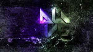 ALIVE Background - Purple by Mird