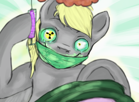 I'm breathing in the chemicals by colorlesscupcake