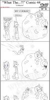 'What The' Comic 44 by TomBoy-Comics