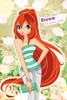 Bloom Spring Outfit by alamisterra