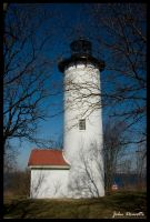Fort Strong Lighthouse by JohnDoe6