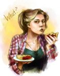 What? (Fem!Dean Winchester) by KarlaFrazetty