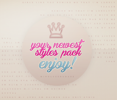 Girls Like You - Styles Pack! by mindlessbadass