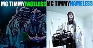 MC Timmy Faceless and Nameless by timmywheeler