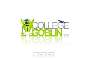 College Goblin Logo by dFEVER