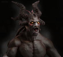 Demon by Andreluismora
