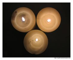 Candles 01 by gmtb-stock