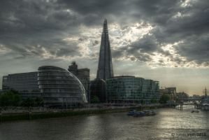 The Shard by friedapi