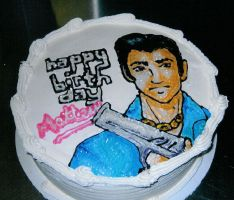GTA Cake by Kayzig