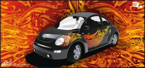 Newbeetle by inumocca