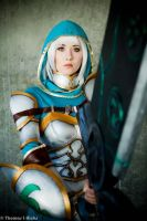 Redeemed Riven Cosplay 2 by ZerinaX