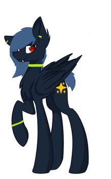 mlp oc by discord79