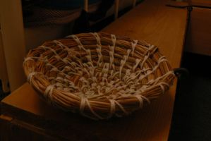 Coil Basket by NightPhoenixArt