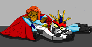 Crashed Out by ThisMechaJunkie