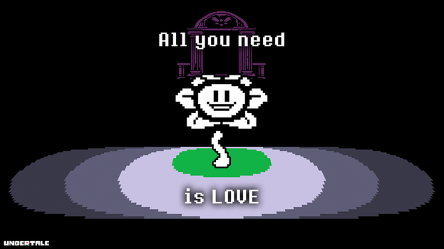 All you need is LOVE by SkiddleZIzKewl