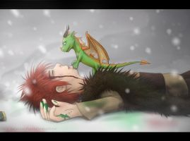 H-H-Hiccup...? by Keitronic